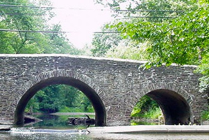 The bridge over the Stony Brook can't be repaired until the Carter Road bridge project is completed. Work will not begin until spring of 2017.